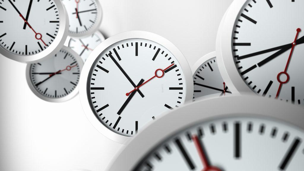 управление рабочим временем на предприятии