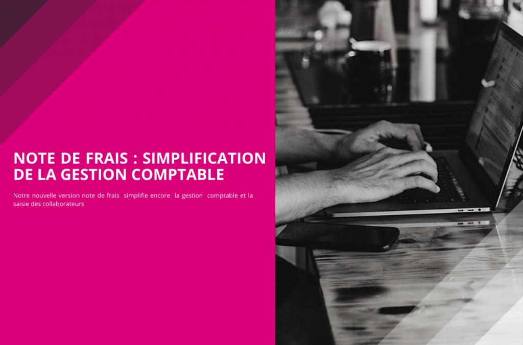 Note de frais : simplification de la gestion comptable