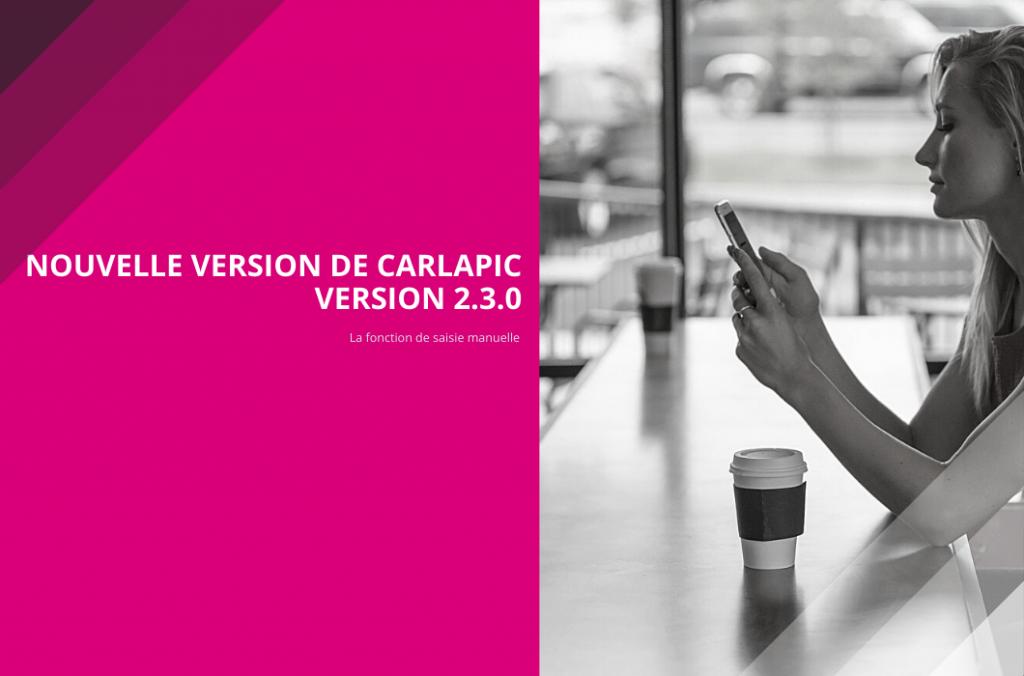 Nouvelle version de CarlaPic